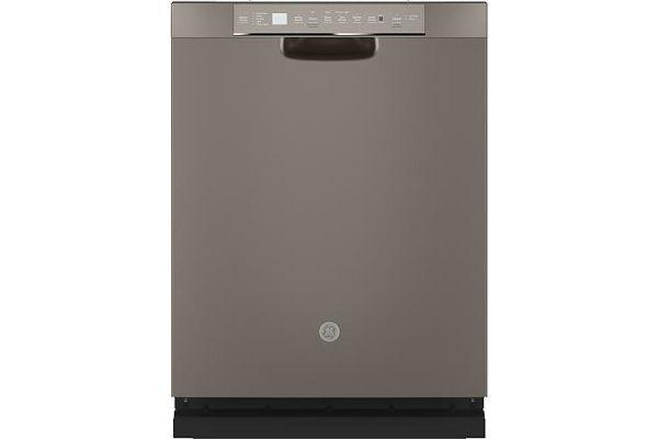 """Large image of GE 24"""" Slate Built-In Dishwasher - GDF645SMNES"""