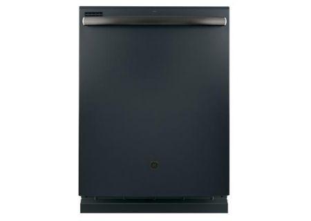 """GE 24"""" Black Slate Built-In Dishwasher  - GDT545PFJDS"""