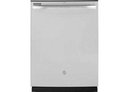 """GE 24"""" Stainless Steel Built-In Dishwasher - GDT605PSMSS"""