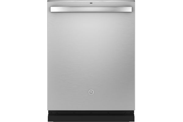 """Large image of GE 24"""" Stainless Steel Built-In Dishwasher - GDT645SYNFS"""