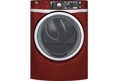 GE - GFD48ESPKRR - Electric Dryers