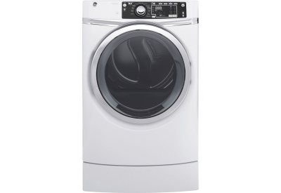 GE - GFD49GRSKWW - Gas Dryers