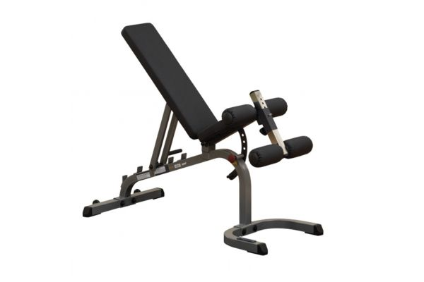 Large image of Body-Solid Flat Incline Decline Bench - GFID31