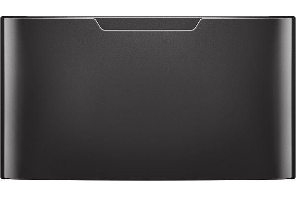 Large image of GE Diamond Gray Washer Or Dryer Pedestal - GFP1528PNDG