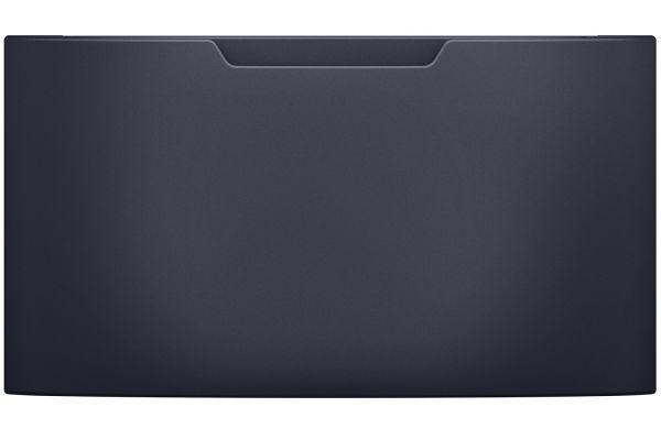 Large image of GE Sapphire Blue Washer Or Dryer Pedestal - GFP1528PNRS