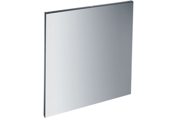 """Large image of Miele 25"""" Clean Touch Steel Dishwasher Door Panel With 4"""" Toekick - 10986730"""