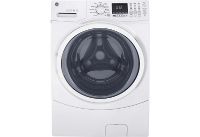 GE - GFW450SSKWW - Front Load Washing Machines
