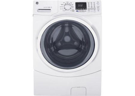 GE - GFW450SSMWW - Front Load Washing Machines