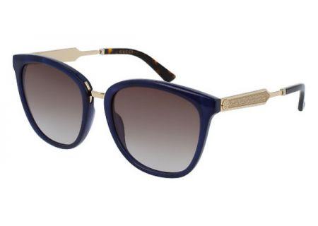 Gucci - GG0073S-005 55 - Sunglasses