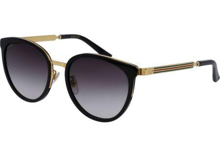 Gucci - GG0077SK-001 56 - Sunglasses