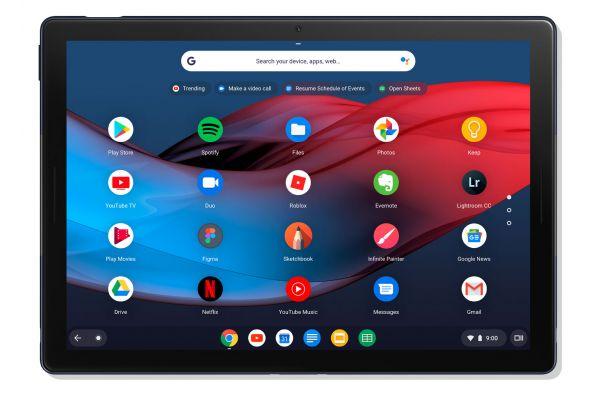 """Large image of Google Pixel Slate 12.3"""" 128GB i5 Tablet - GGL-GA00347-US"""