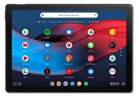 """Google Pixel Slate 12.3"""" 256GB i7 Tablet - GGL-GA00348-US"""