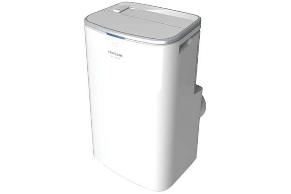 Large image of Frigidaire Gallery 13,000 BTU 10.0 EER 115V White Portable Air Conditioner - GHPC132AB1
