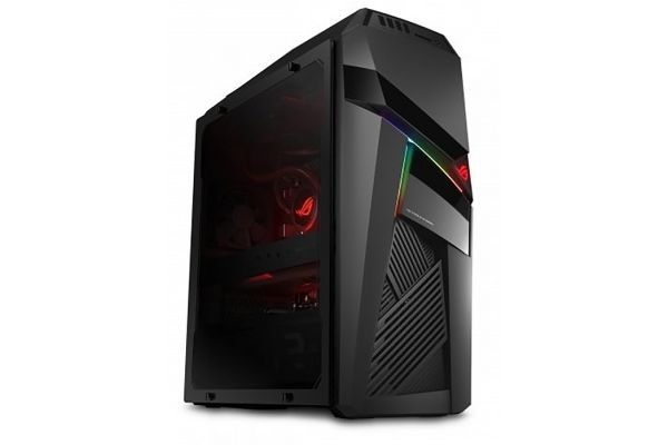 Asus ROG Strix Iron Gray Gaming Desktop Intel Core i7-9700K 16GB RAM 1TB SSD, NVIDIA RTX 2080 Graphics - GL12CX-XB781