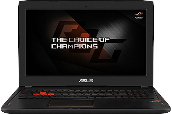 Asus GL702VM Black Gaming Laptop Computer - GL702VM-DB74
