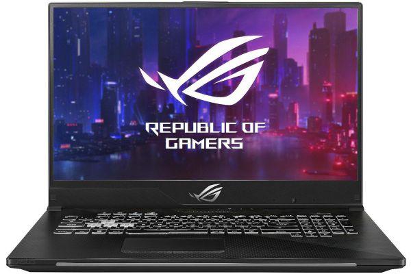 """Asus ROG Strix SCAR II 17.3"""" Gaming Laptop i7-8750H 16GB RAM 1TB Hybrid HD + 512GB SSD, NVIDIA GeForce RTX 2070 - GL704GW-DS76"""