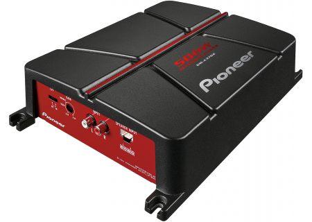 Pioneer GM Series 2-Channel Power Amplifier - GM-A3702