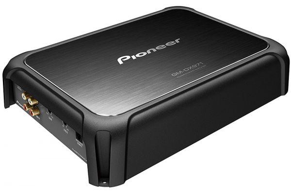 Pioneer GM Series Class-D Mono Amplifier - GM-DX971