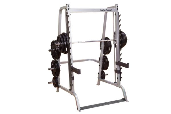 Large image of Body-Solid Series 7 Smith Machine - GS-348Q