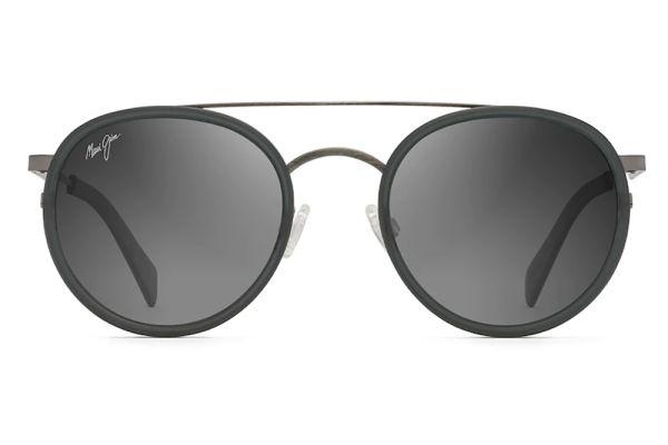 Maui Jim Even Keel Gunmetal Polarized Sunglasses - GS534-02D
