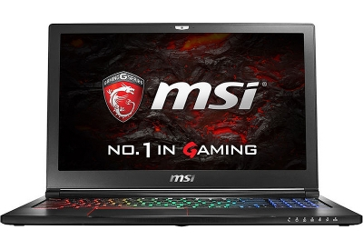 MSI - GS63VR STEALTH PRO 4K-021 - Laptops / Notebook Computers