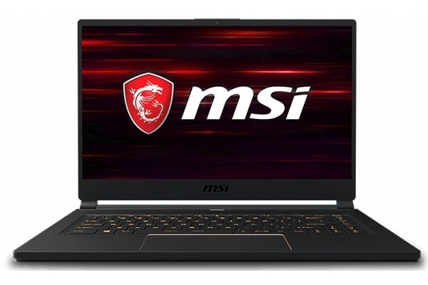 """Large image of MSI GS65 Stealth 15.6"""" 240Hz Gaming Laptop Intel i7-9750H 32GB RAM 512GB SSD, NVIDIA GeForce RTX 2060 - GS651667"""