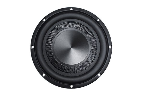 """Large image of Audiofrog GS Series 8"""" Dual 2 Ohm Mobile Subwoofer - GS8ND2"""