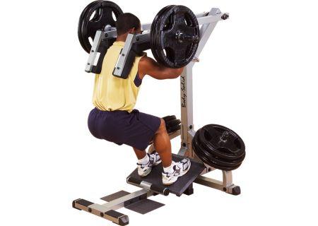Body-Solid Leverage Squat Calf Machine - GSCL-360