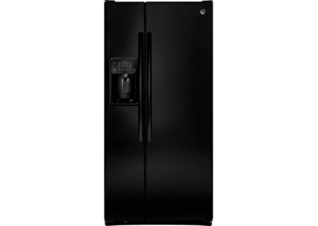 GE - GSE23GGKBB - Side-by-Side Refrigerators