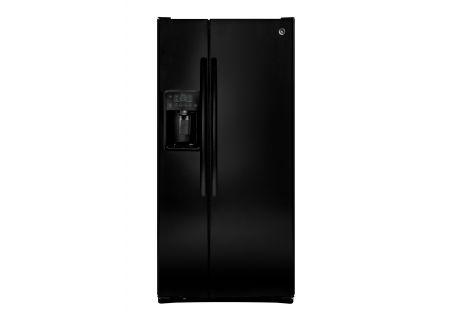 GE - GSS23GGKBB - Side-by-Side Refrigerators