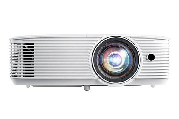 Large image of Optoma White 4K Gaming Projector - GT1080HDR