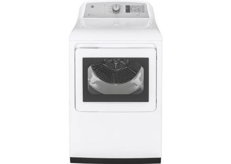 GE - GTD75GCSLWS - Gas Dryers