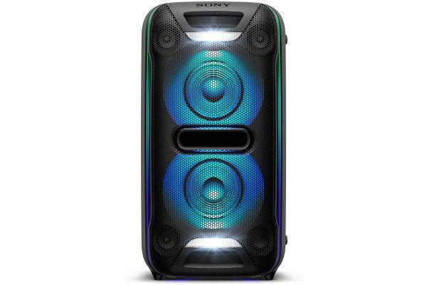 Sony Black Wireless Speaker With EXTRA Bass Sound - GTK-XB72