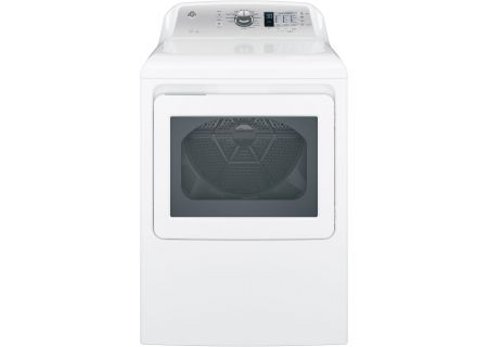 GE - GTX65EBSJWS - Electric Dryers