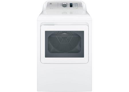 GE - GTX65GBSJWS - Gas Dryers