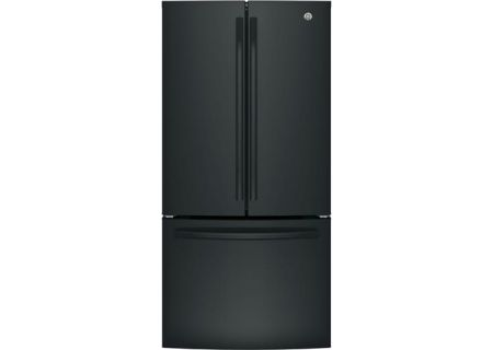 GE - GWE19JGLBB - French Door Refrigerators