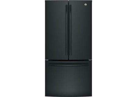 GE - GWE19JGLBB - French Door Refrigerators