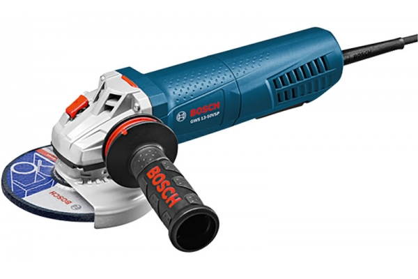 """Large image of Bosch Tools 5"""" Variable-Speed Angle Grinder With Paddle Switch - GWS13-50VSP"""