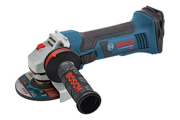 """Large image of Bosch Tools 18V 4-1/2"""" Angle Grinder (Bare Tool) - GWS18V-45"""