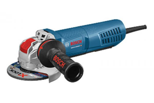 """Large image of Bosch Tools 5"""" X-LOCK Variable-Speed Angle Grinder With Paddle Switch - GWX13-50VSP"""
