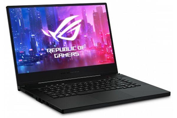 "Asus ROG Zephyrus S 15.6"" FHD IPS Gaming Laptop 240Hz G-Sync, Intel i7-9750H 16GB DDR4 1TB PCle Hyper Drive SSD, GeForce RTX 2070 (2019) - GX502GW-XB76"