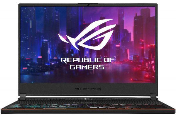 Asus ROG Zephyrus S GX531GX Metallic Black Gaming Laptop Computer - GX531GX-XS74