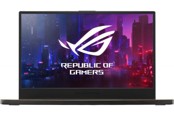 "Asus ROG Zephyrus 17.3"" Metallic Gaming Laptop i7-8750H 16GB RAM 1TB Hybrid HD, NVIDIA GeForce RTX 2080 MaxQ - GX701GX-XS76"