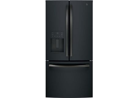 GE - GYE18JEMDS - French Door Refrigerators