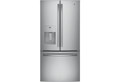 GE - GYE18JSLSS - French Door Refrigerators
