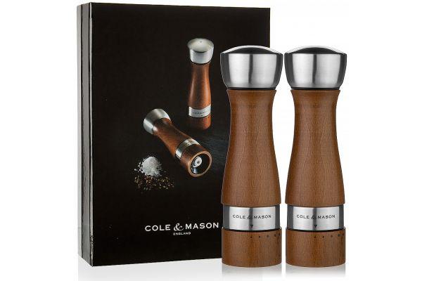 Cole & Mason Oldbury Salt & Pepper Mill Gift Set  - H304928GU