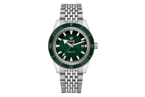 Large image of Rado Captain Cook Automatic 42mm Stainless Steel Mens Watch - R32505313