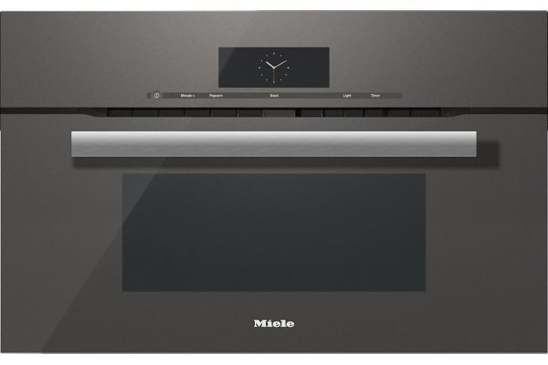 """Large image of Miele 30"""" Graphite Grey Speed Oven - 10754770"""
