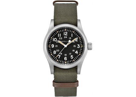 Hamilton Khaki Field Mechanical Mens Watch - H69429931