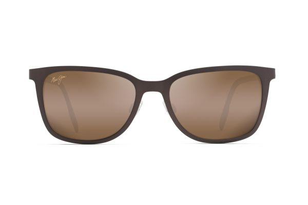 Large image of Maui Jim Naupaka Satin Chocolate Sunglasses - H775-01M